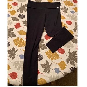 Black PINK brand yoga leggings size small